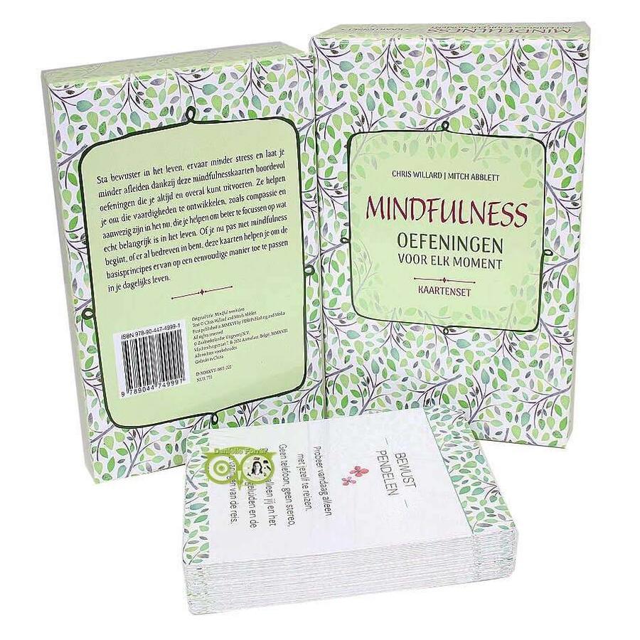 Mindfulness - kaartenset - Chris Willard