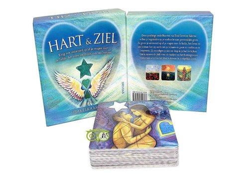 Orakelkaarten voor lichaam en geest: Hart & Ziel - Toni Carmine Salerno