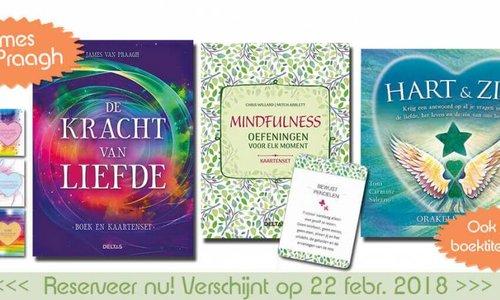 Nieuwe Orakelkaarten | James Van Praagh 22 febr.