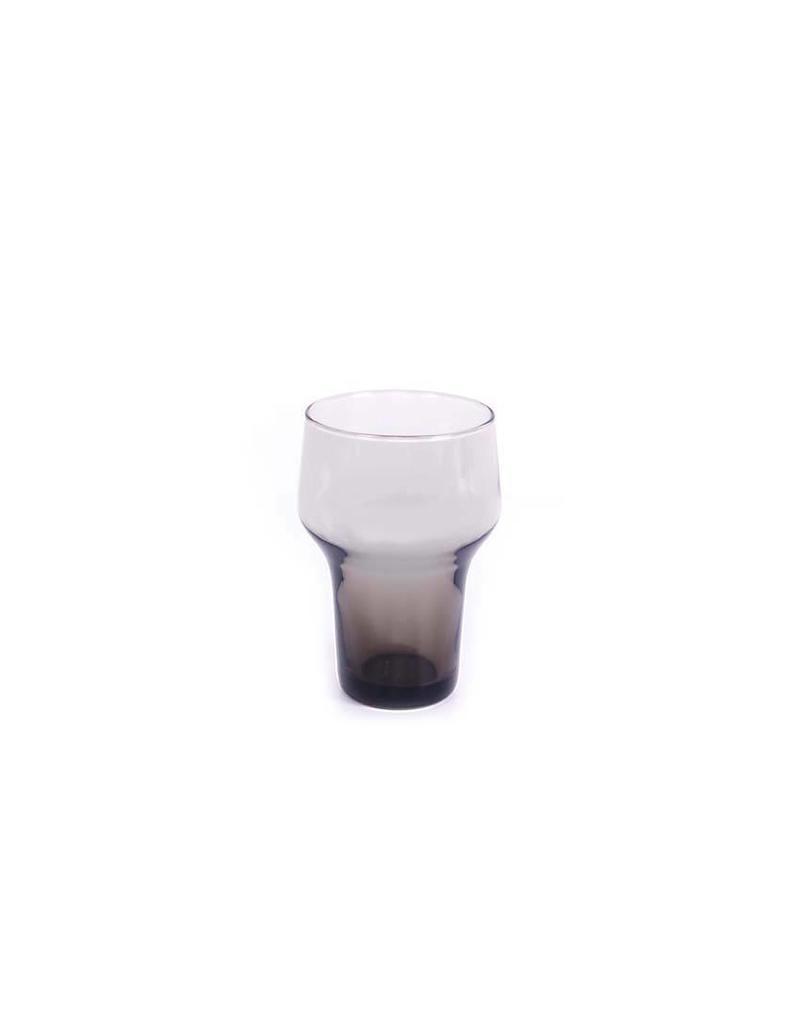 XL BOOM HOST GLASS MEDIUM SMOKE GREY