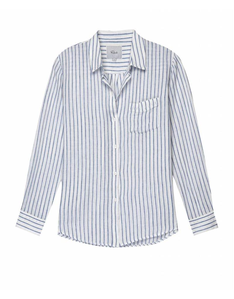RAILS BLOUSE CHARLI BAHIA STRIPE