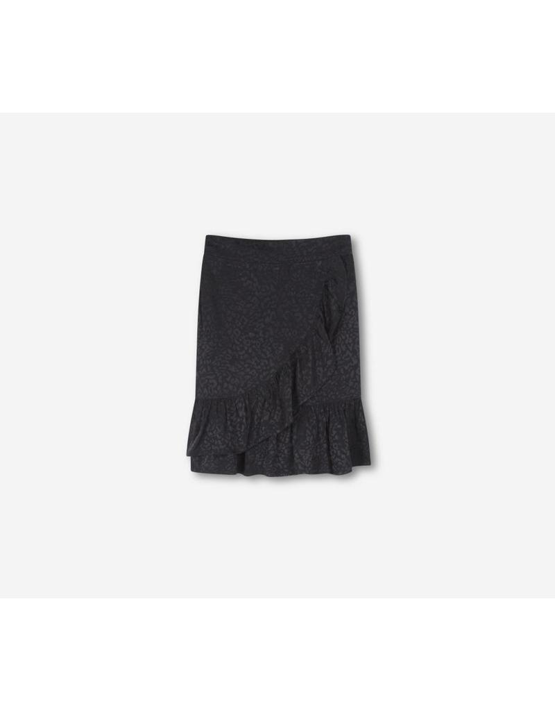 ALIX THE LABEL SKIRT WOVEN JACQUARD