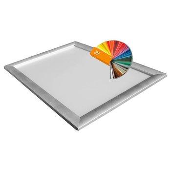 Kliklijst RAL-kleur 20mm verstek