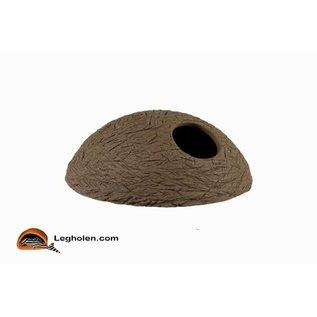 CeramicNature Grot Bruin Large Nature