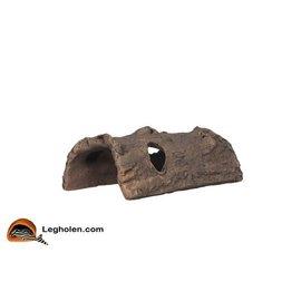 CeramicNature Halve Boom Schuilplaats 16 cm