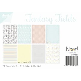Joy!Crafts Papierset - Fantasy Fields