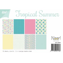Joy!Crafts Papierset  - Tropical Summer