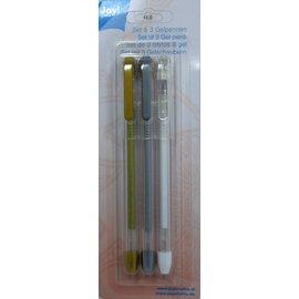 Joy!Crafts Set 3 Gel-pens