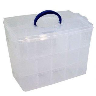 Joy!Crafts Opbergbox met vakverdeling (30 vaks)