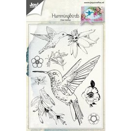 Joy!Crafts Clear stempel - Hummingbirds