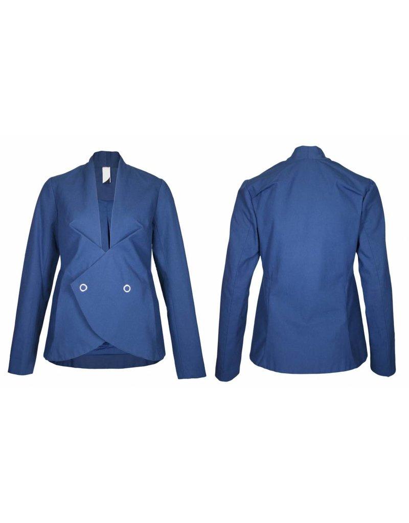 format TURN jacket, panama