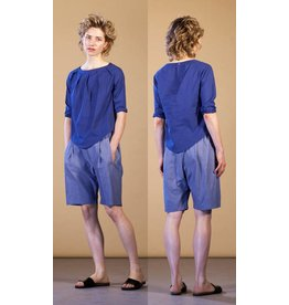 format COSY II shorts, light denim