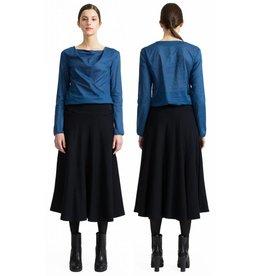 format CURL skirt