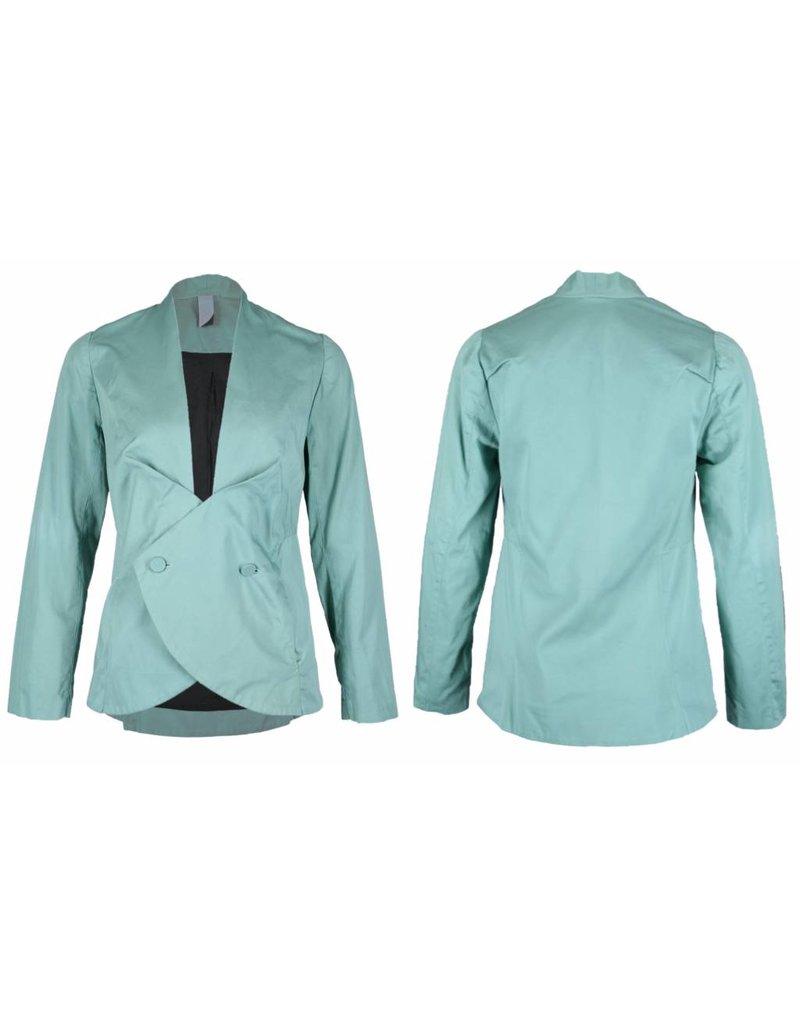 format TURN jacket, canvas